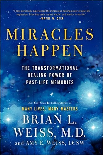 "My client and I are featured in Brian Weiss's book ""Miracles Happen"" on pp. 75-79."